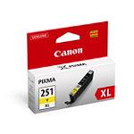Canon CLI-251XL Yellow Ink Cartridge