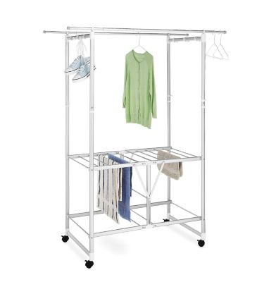 Whitmor Aluminum Laundry Station