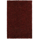 Mohawk Rusty Red Tufted 5'x 8' Rug 129.99