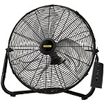 Lasko 20' Stanley Max Performance High Velocity Floor/Wall Mount Fan with Remote Control