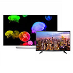 """LG 65' 4K Ultra HD 3D webOS OLED Smart TV with FREE 49"""" 4K Ultra HD webOS Smart TV"""