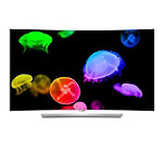 LG 65' Curved 4K Ultra HD 3D webOS OLED Smart TV with Instant $500 Savings