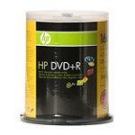 HP DVD+R 100-Pack Spindle 22.95