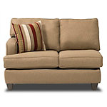Corinthian Milan Left-Facing Loveseat 599.00
