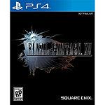 Sony Final Fantasy XV for PlayStation4