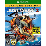 Microsoft Just Cause 3 for Xbox One