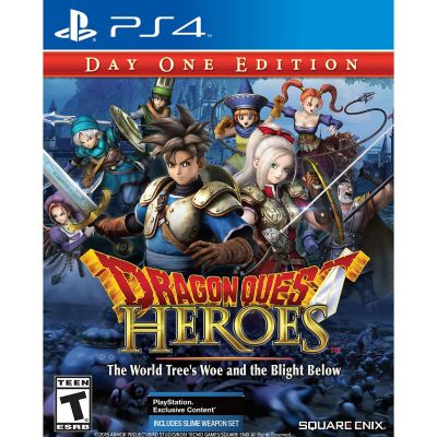 Sony Dragon Quest Heroes Day One Edition for PS4