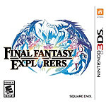 Nintendo Final Fantasy Explorers for 3DS