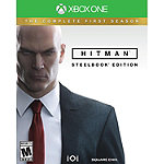 Microsoft Hitman: The Complete First Season Steelbook Edition (Launch) for Xbox One