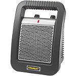 Lasko Stanley Ceramic Utility Heater with Adjustable Thermostat