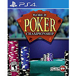 Sony World Poker Championship for PS4