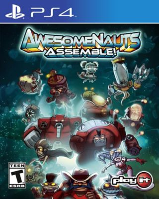 Sony Awesomenauts Assemble for PS4
