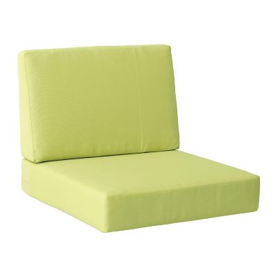 Zuo Modern Cosmopolitan Green Arm Chair Cushion