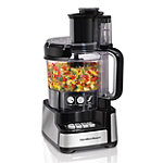 Hamilton Beach Stack & Snap™ 12-Cup Food Processor 59.99