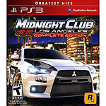 Sony Midnight Club Los Angeles for PS3