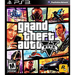 Sony Grand Theft Auto V for PS3