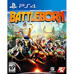 Sony Battleborn for PS4