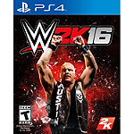 Sony WWE 2K16 for PS4