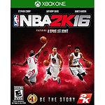 Microsoft NBA 2K16 for Xbox One