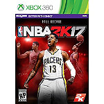 Microsoft NBA 2K17 for Xbox 360