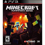 Sony Minecraft for PS3