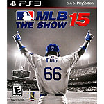 Sony MLB 15 The Show for PS3