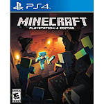 Sony Minecraft for PS4