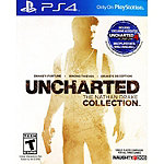 Sony Uncharted Collection for PS4