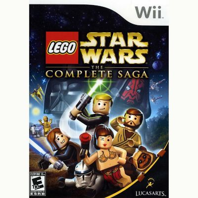 Microsoft LEGO Star Wars: The Complete Saga for Xbox 360