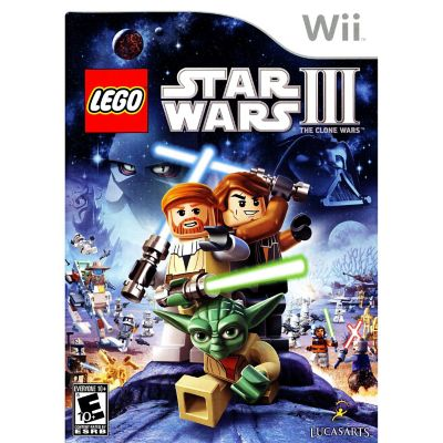 Nintendo LEGO Star Wars II: The Clone Wars for Wii