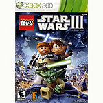 Microsoft LEGO Star Wars 3: Clone Wars for Xbox 360