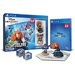 Disney Infinity 2.0 Toy Box Starter Pack for PS4