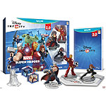 Disney Infinity 2.0 Marvel Super Heroes Starter Pack for Wii U