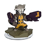 Disney Infinity 2.0 Rocket Raccoon Figure