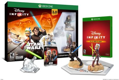 Disney Infinity 3.0 Star Wars Starter Pack for Xbox One