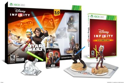 Disney Infinity 3.0 Star Wars Starter Pack for Xbox 360