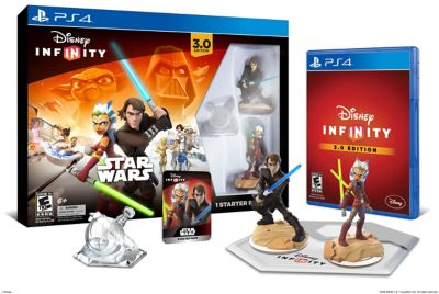 Disney Infinity 3.0 Star Wars Starter Pack for PS4