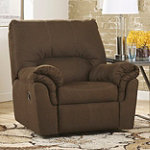 Home Solutions Benjamin Cafe Rocker Recliner 249.95