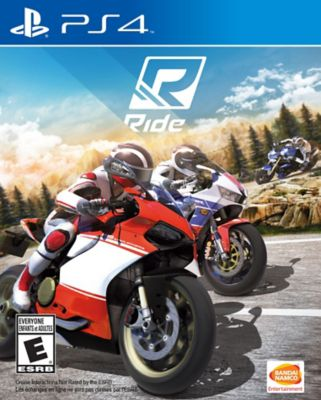 Sony Ride for PS4
