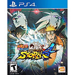 Sony Naruto Shippuden: Ultimate Ninja Storm 4 for PS4