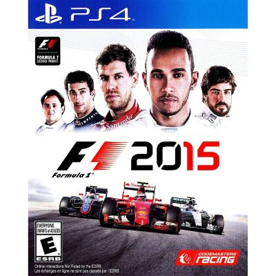 Sony F1 2015 for PS4