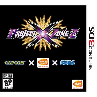 Nintendo Project X Zone 2 for 3DS