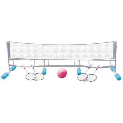 Poolmaster Water Volleyball Badminton Game