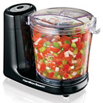 Hamilton Beach 3-Cup Touchpad Food Chopper 19.99