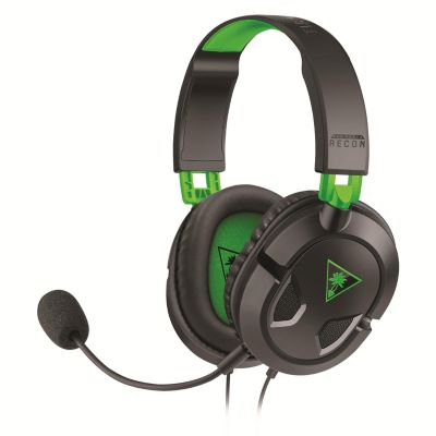 Turtle Beach Ear Force Recon 50X Stereo Gaming Headset for Xbox One, PS4, PC and Mobile