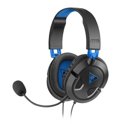 Turtle Beach Ear Force Recon 50P Stereo Gaming Headset for Xbox One, PS4, PS3, PC and Mobile