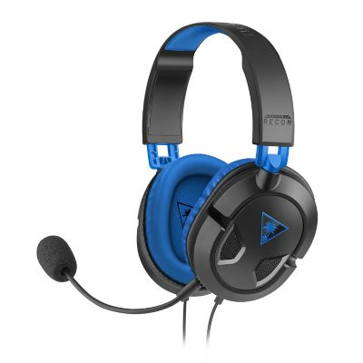 Turtle Beach Ear Force Recon 60P Amplified Stereo Gaming Headset for Xbox One, PS4, PS3, PC and Mobile