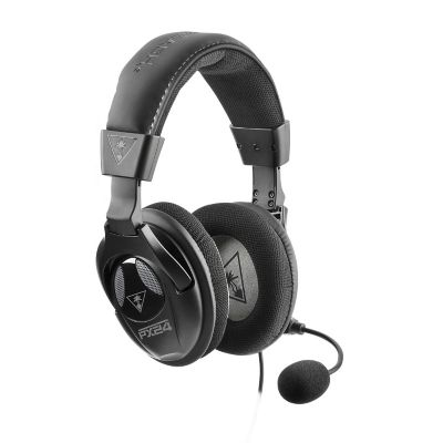 Turtle Beach Ear Force PX24 Amplified Gaming Headset  for PS4, Xbox One, PC/Mac, and Mobile