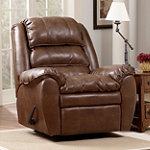 Home Solutions Sedona DuraBlend Rocker Recliner 399.99