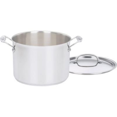 Cuisinart Chef's Classic™ Stainless Steel 8-Quart Stockpot